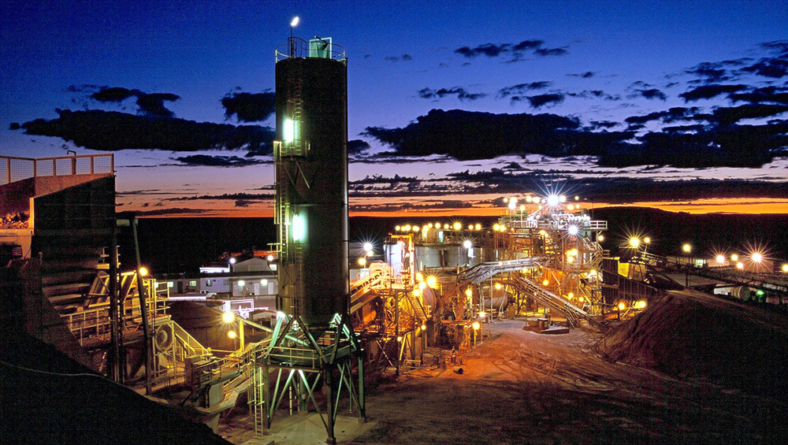 Issue 2: Auction of mineral sands processing plant